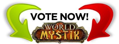 Vote for World of Mystik!